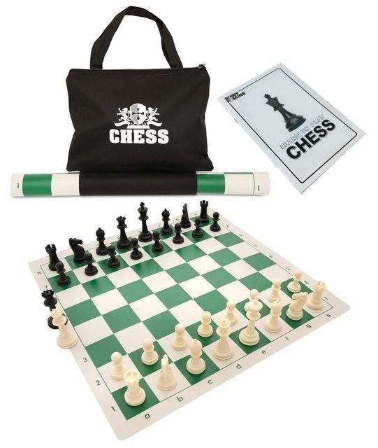 WE Games Tournament Chess Set 1