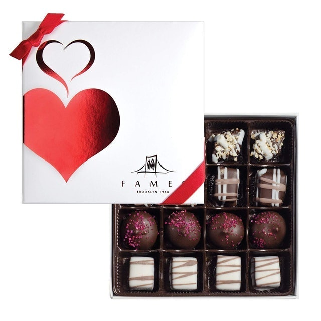Fames Assorted Chocolate Gift Box 1