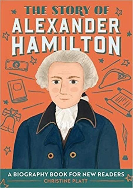 Christine Platt The Story of Alexander Hamilton 1