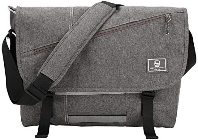 OIWAS Canvas Messenger Bag 1