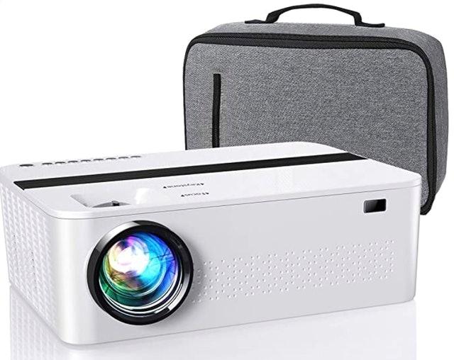 Xinda 1080P HD Projector 1
