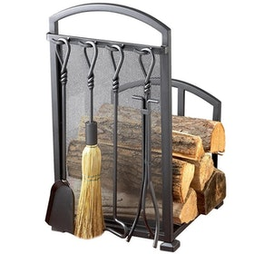 Top 10 Best Fireplace Tools Sets in 2020 (Pleasant Hearth, Muskoka, and More) 4