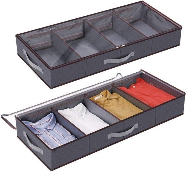 Lifewit Under-Bed Clothes Organizer 1