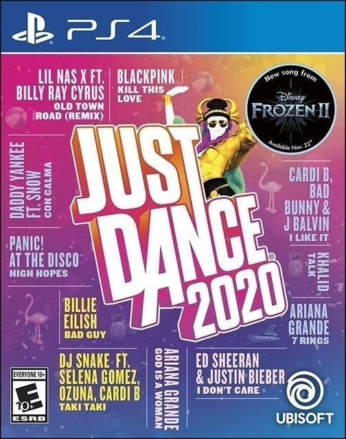 Ubisoft Just Dance 2020 1