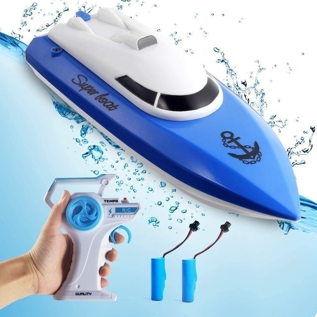 Comdigio High Speed RC Boat 1
