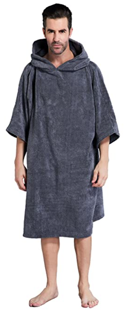 Winthome Surf Poncho Changing Robe 1