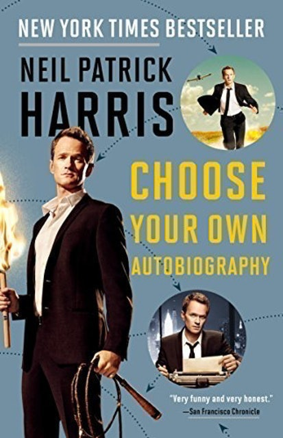 Neil Patrick Harris Neil Patrick Harris Choose Your Own Autobiography 1