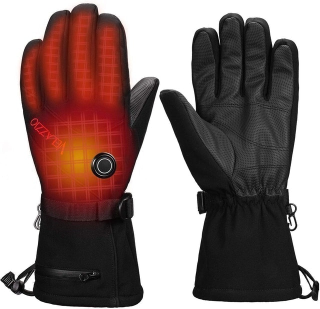 Velazzio Thermo1 Battery Heated Gloves 1