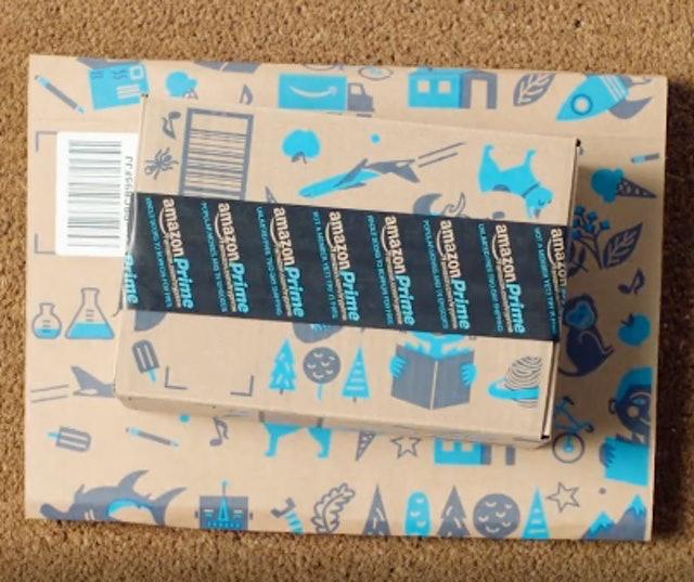 Amazon Book Box 1