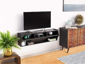 Top 10 Best Flat-Screen TV Stands in 2020 (Cheetah, Wali, and More) 3