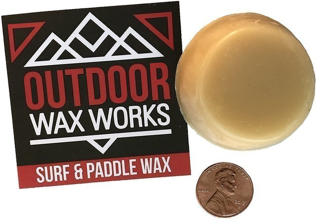 Outdoor Wax Works Surf & Paddle Wax 1