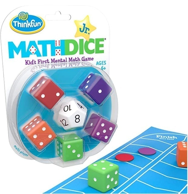 ThinkFun Math Dice Junior 1