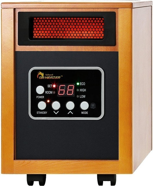 Dr Infrared Heater Portable Space Heater 1
