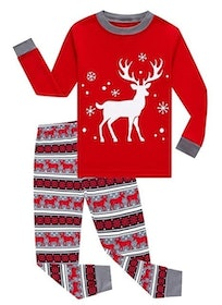 Top 10 Best Christmas Pajamas for Kids in 2020 (Carter's, Burt's Bees Baby, and More) 5