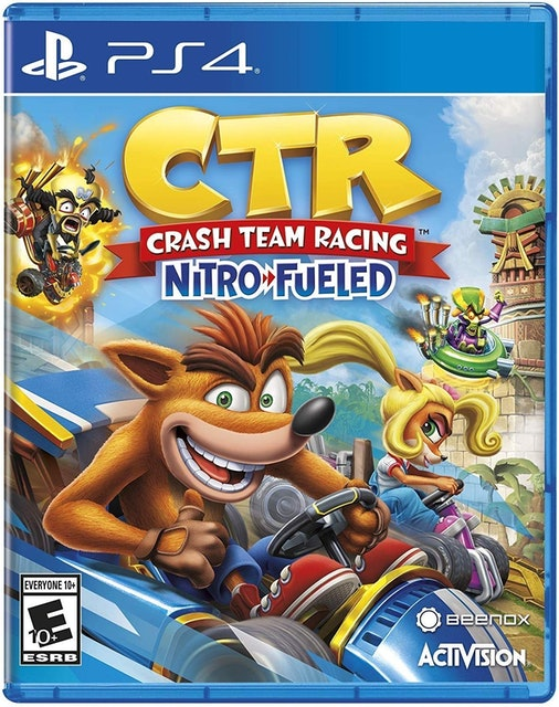 Activision Crash Team Racing - Nitro Fueled 1