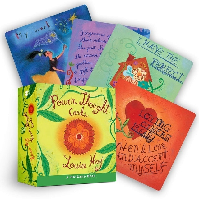 Louise Hay Power Thought Cards 1