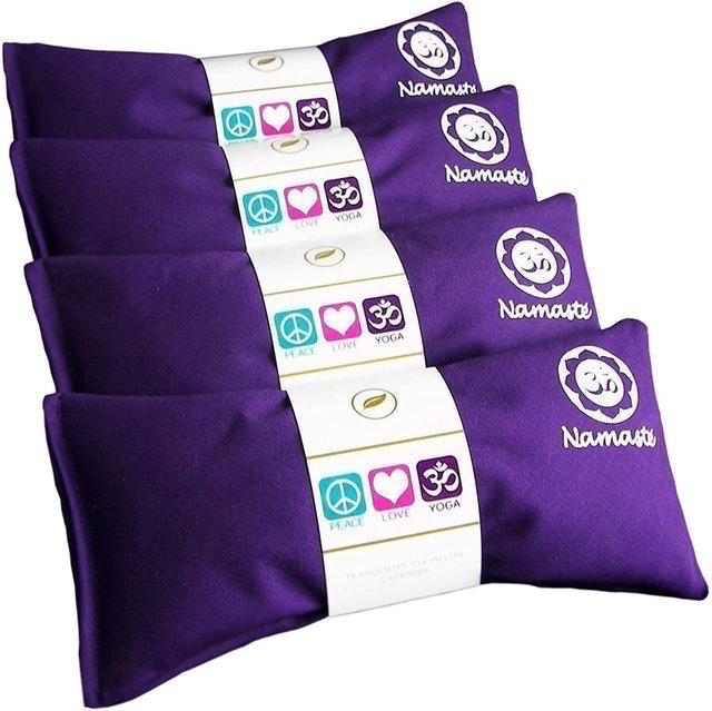 Happy Wraps Namaste Yoga Eye Pillows 1