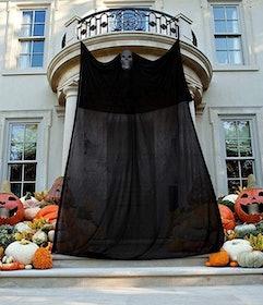 Top 10 Best Outdoor Halloween Decorations in 2020 (Goosh, Moon Boat, and More) 5