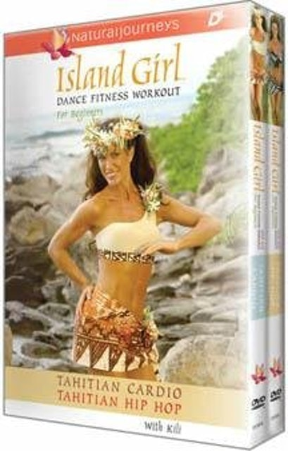 Natural Journeys Island Girl Dance Fitness Workout 1