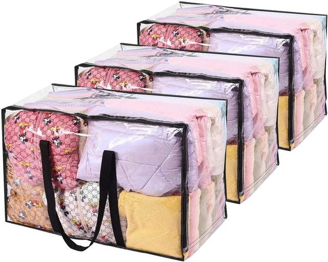Vieshful Clear Storage Bags 1