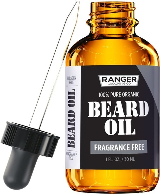 Leven Rose  Beard Oil 1