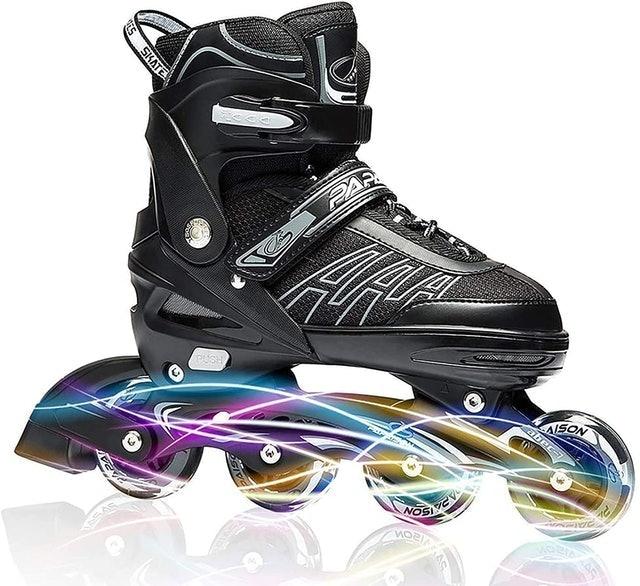 ITurnGlow Adjustable Inline Skates 1