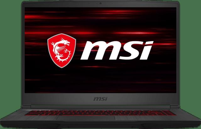 MSI GF65 Thin  1