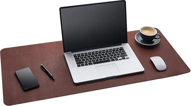 Gallaway Leather Desk Pad 1