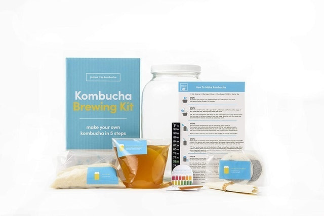 Joshua Tree Kombucha  Kombucha Brewing Kit 1