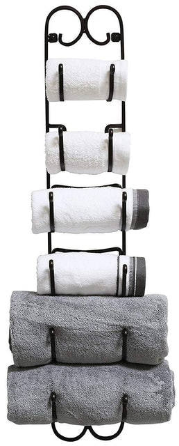 Deco Brothers Wall Mounted Towel Rack 1