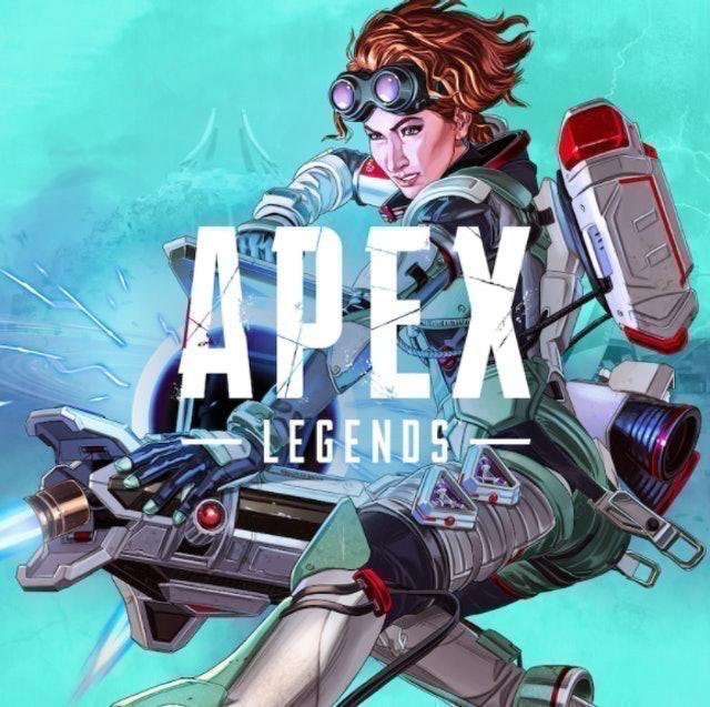 Respawn Entertainment Apex Legends 1