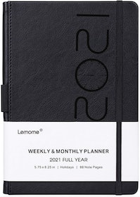 Top 10 Best Personal Planners for Business in 2020 (Lemome, Panda Planner, and More) 5