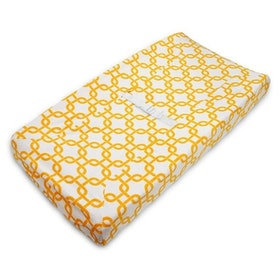 Top 10 Best Changing Pad Covers in 2021 (Burt's Bees Baby, BlueSnail, and More) 4