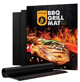 Top 10 Best Grill Mats in 2020 (Grillaholics, Kona, and More) 5