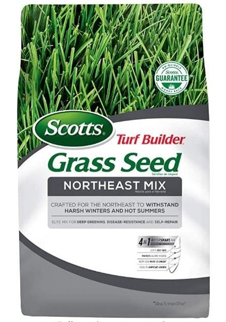 Scotts Turf Builder Grass Seed Northeast Mix 1