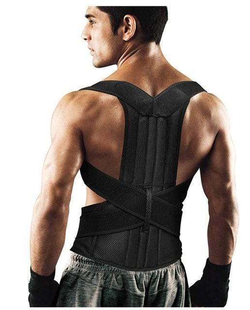 Fitsupport Posture Corrector Brace Shoulder Back Support 1
