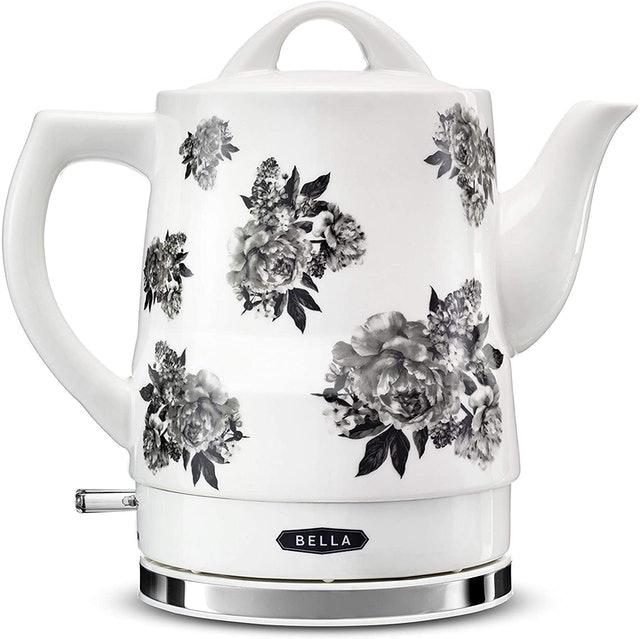 Bella Electric Ceramic Tea Kettle 1