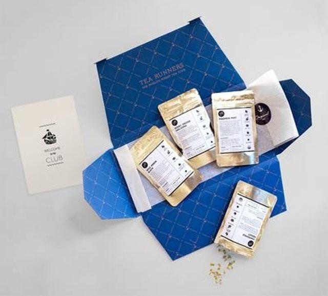 Tea Runners Tea Box 1