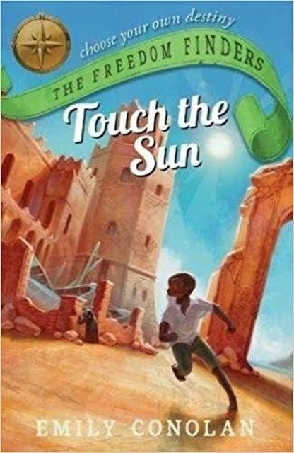 Emily Conolan Touch the Sun  1