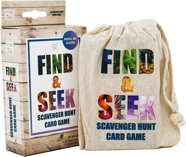 Hapinest Find and Seek Scavenger Hunt 1