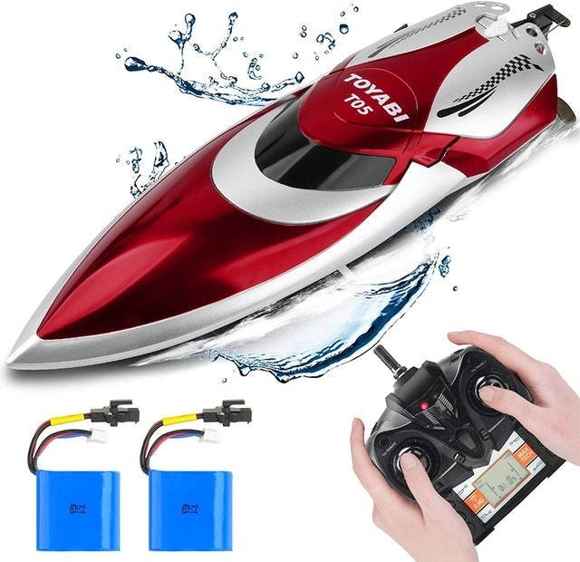 Gizmovine RC Boat High Speed 1