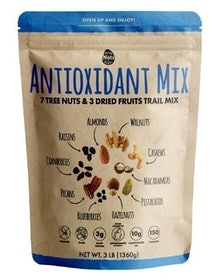 Top 10 Best Healthy Trail Mixes in 2021 (Second Nature, Planters, and More) 2