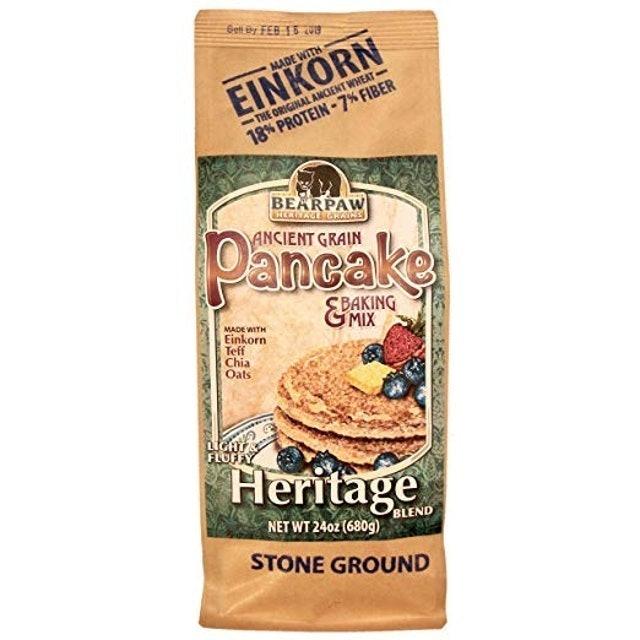 Bearpaw Ancient Grain Pancake Mix 1