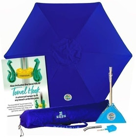 Top 10 Best Beach Umbrellas in 2021 (Sport-Brella, Tommy Bahama, and More) 3