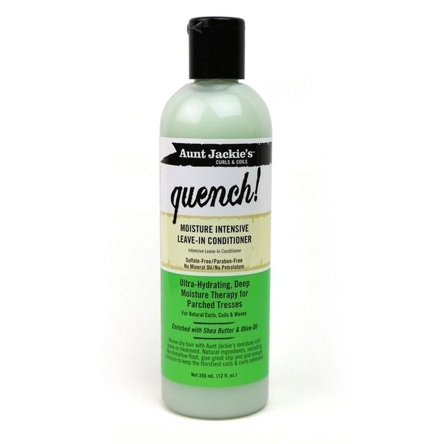 Aunt Jackie's Quench! Moisture Intensive Leave-in Conditioner 1