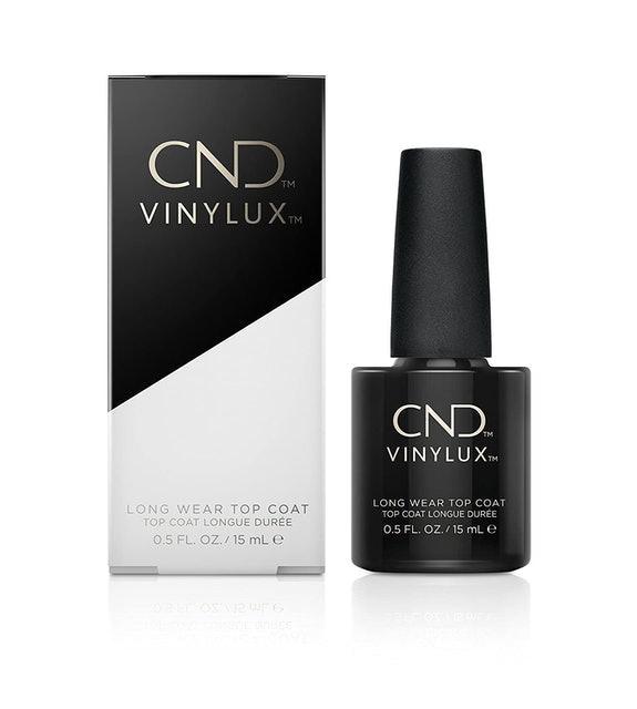 CND Vinylux Long Wear Top Coat 1