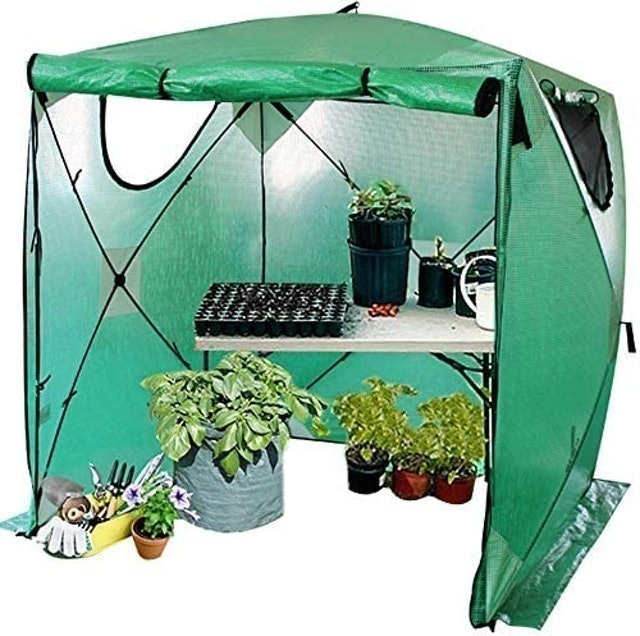 Top 10 Best Portable Greenhouses In 2021 Flower House Ahome And More Mybest