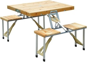 Top 10 Best Camping Tables in 2020 (Coleman, Lifetime, and More) 1