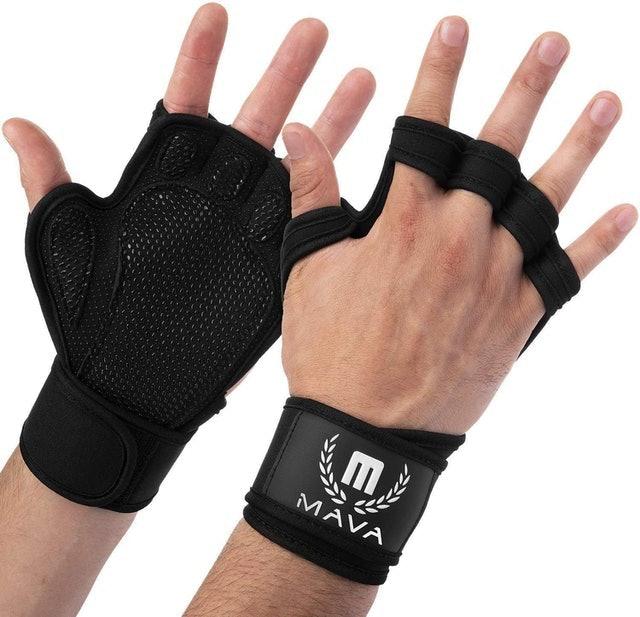 Mava Sports Ventilated Workout Gloves 1
