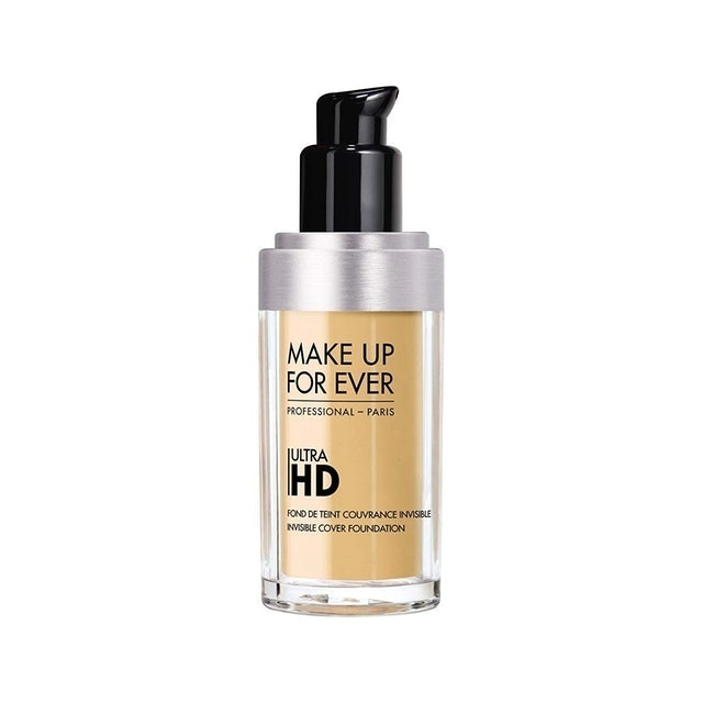 MAKE UP FOR EVER Ultra HD Invisible Cover Foundation 1